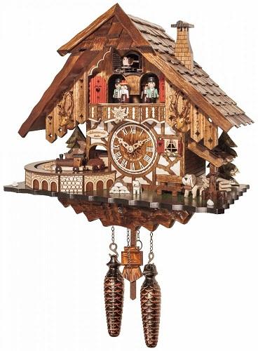 Cuckoo Quartz Clock