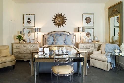 Sofa Sets in Bedroom