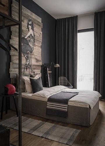Bachelor Type Bedrooms