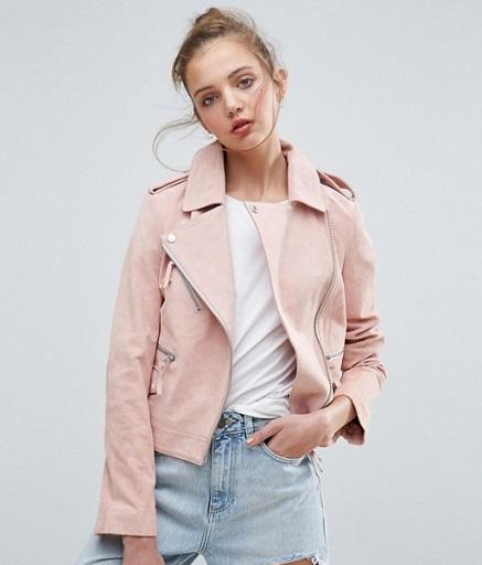 Short Pink Blazer Women