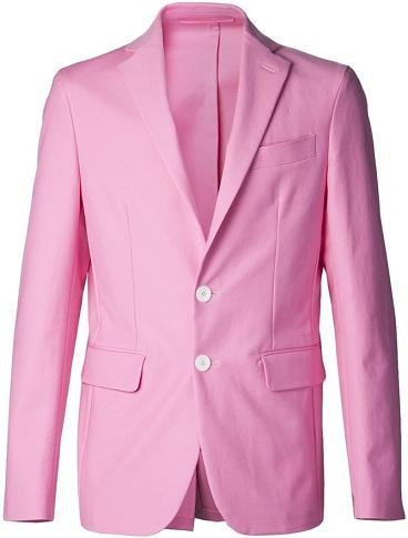 Classic Pink Blazer
