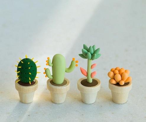 Cactus Clay