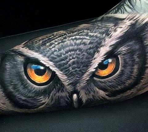 Badass Bicep Tattoo Design