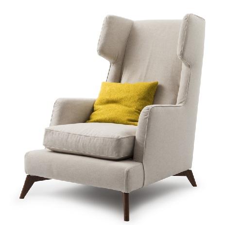 Dual Layer High Arm Chairs