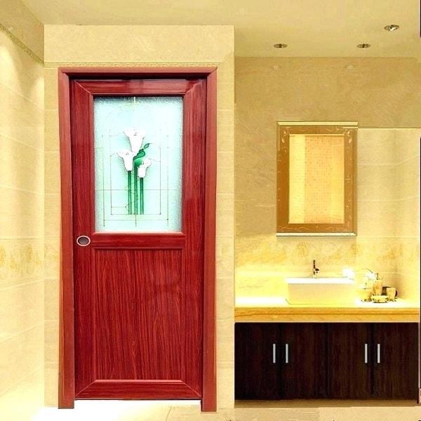 Designer Bathroom Doors