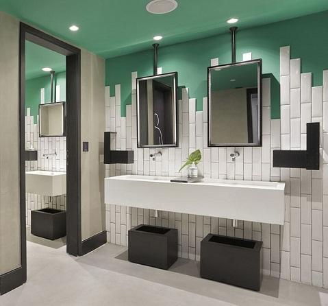 PersonalizedIdea for Bathroom Tiles