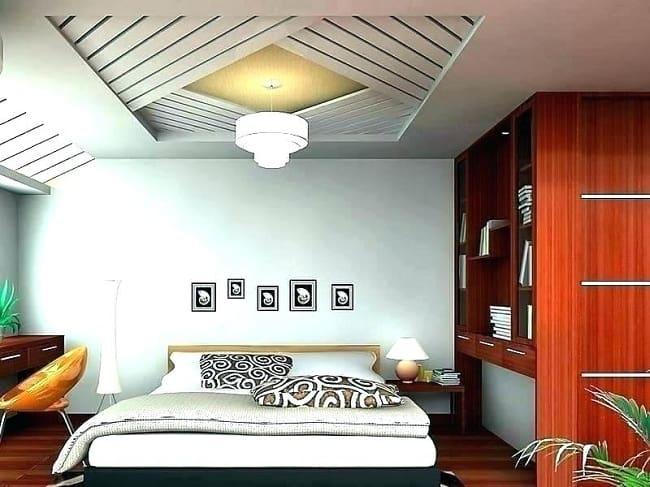 Contemporary False Ceiling Designs for Bedroom
