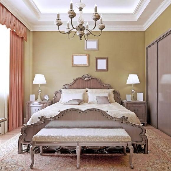 False Ceiling Designs for Master Bedroom
