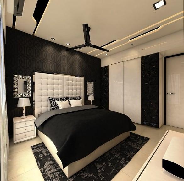Pop Ceiling Designs for Bedroom Indian