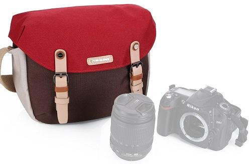 Camera Bag for Women DSLR Camera Bag -11