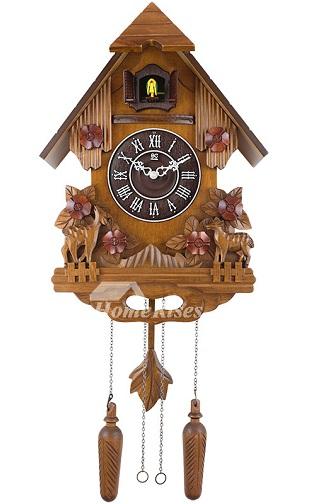 Cuckoo Chiming Clock