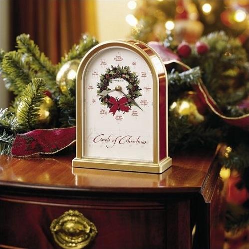 Festive Chiming Clocks