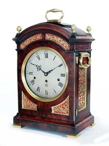 Musical Quarter Chiming Clock