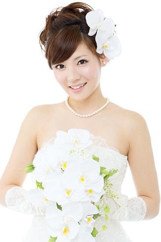 Chinese hairstyles - Chinese Wedding