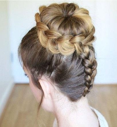 Dutch Braid Hairstyles11