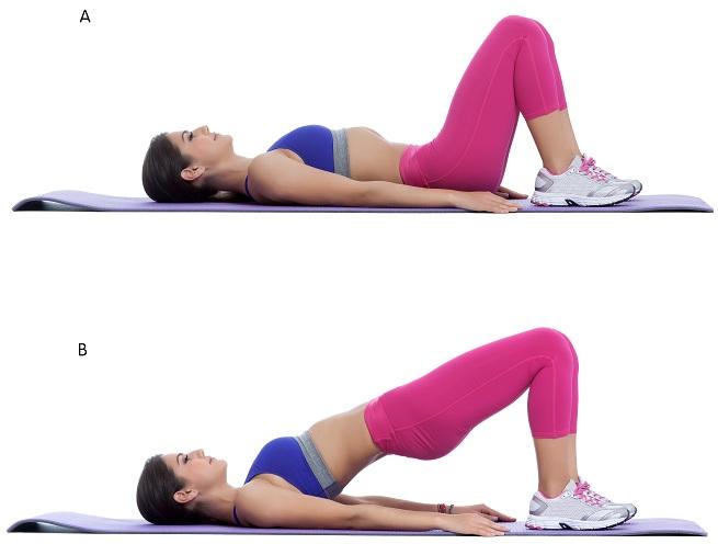 Pelvic Shift Or Hip Raises