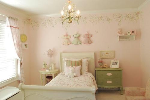 Vintage Bedroom Ideas for Girls