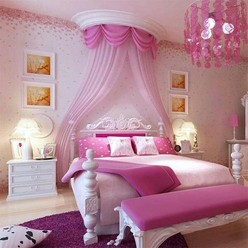 Princess Theme Bedroom
