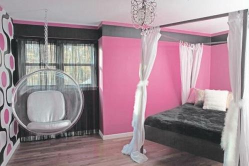 Bubble Theme Bedroom