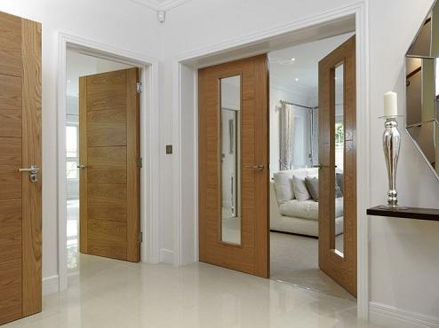 Interior Hall Doors In Different Models