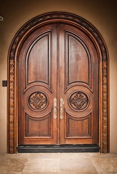 Main Hall Double Door Designs