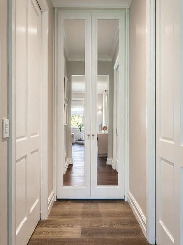 Corridor Hall Door