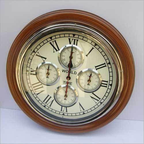 Vintage Style Hanging Clock
