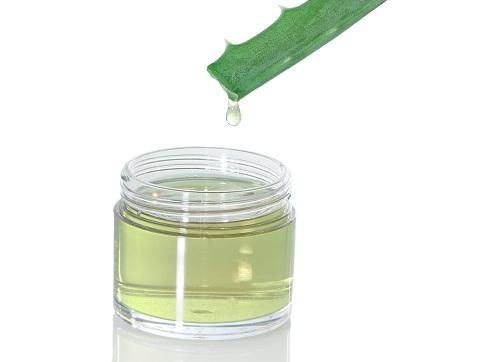 Aloe Vera For Smooth Skin