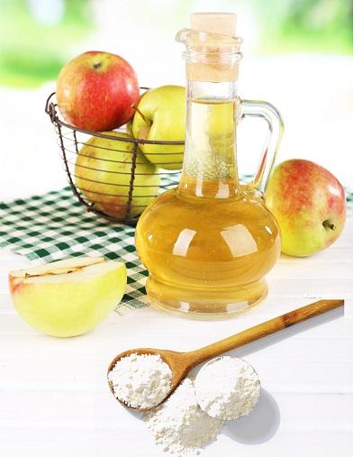 Apple Cider Vinegar Face Pack For Oily Skin