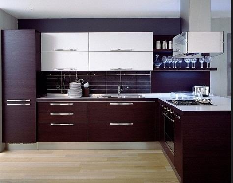 Designer pattern kitchen furniture