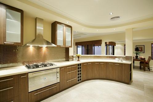 Kitchen furniture Present Day design