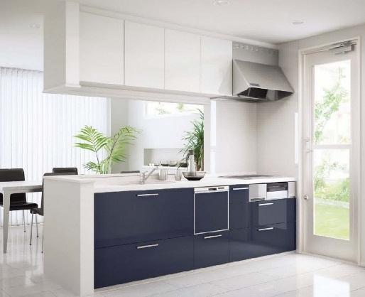 Minimalistic Kitchen Furniture Designs
