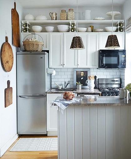 Kitchenette casual furniture designs