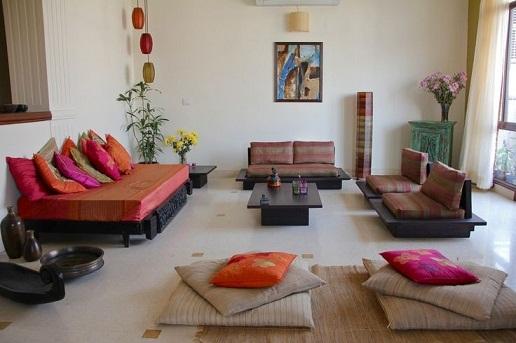 Creative style Living Room Décor