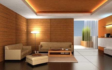 Modern type Living Room Décor