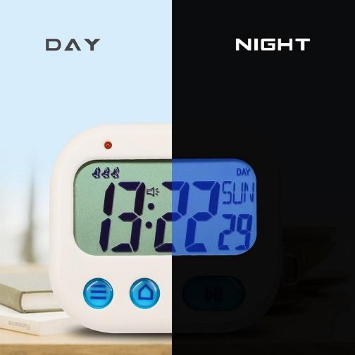 Multi Function Loud Alarm Clock