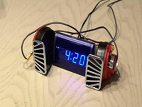 Super Loud Alarm Clock
