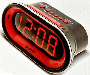 Siren Loud Alarm Clock