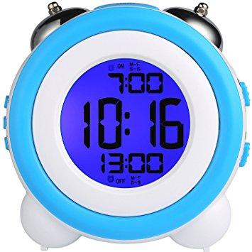 Kids Loud Alarm Clock