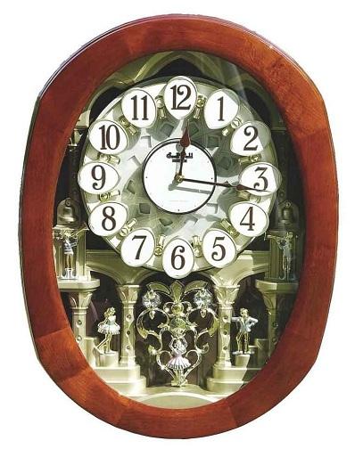 Seiko Rhythm Clocks