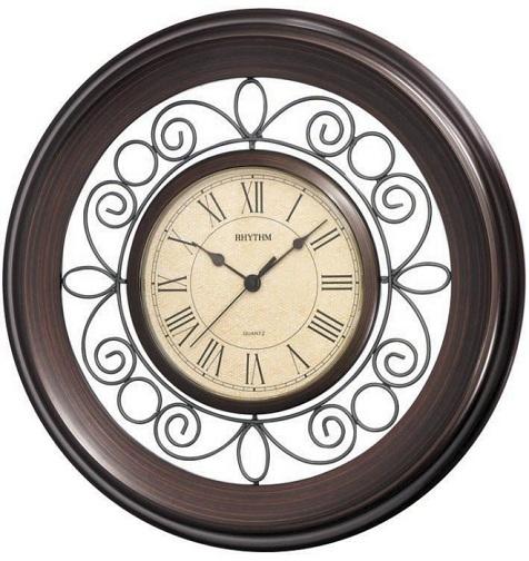 Rhythm Quartz Clock