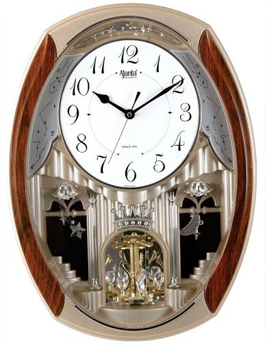 Indian Rhythm Clock