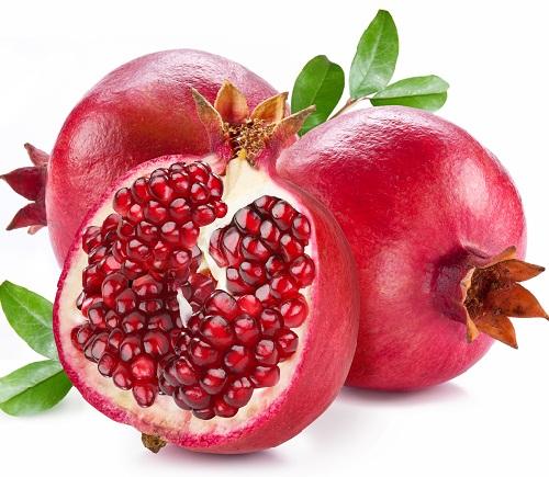 Antioxidant Rich Foods - Pomegranate