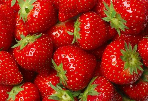 Antioxidant Rich Foods - Strawberry