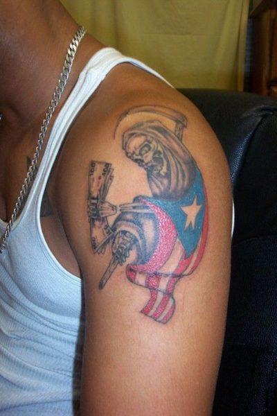 shoulder tattoo designs 8