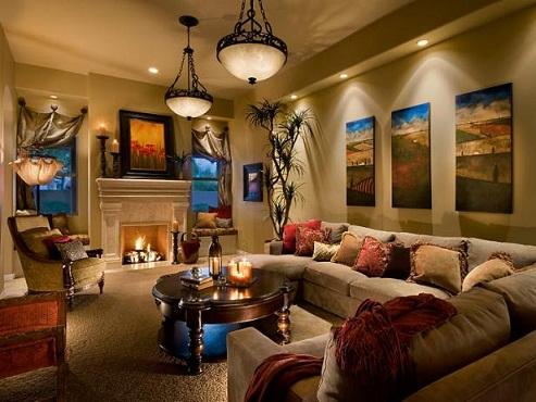 Light the room smartly