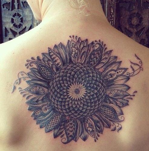 top-9-sunflower-tattoo-designs13