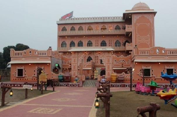 chokhi-dhani_chandigarh-tourist-places