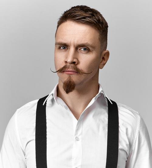 Short Beard Styles 3