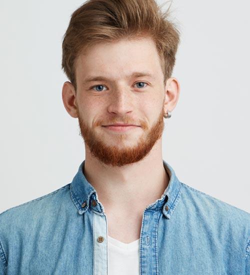 Short Beard Styles 6